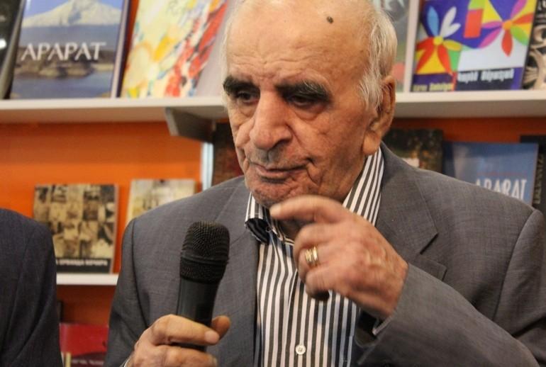 Презентация двухтомника легендарного документалиста Артавазда Пелешяна