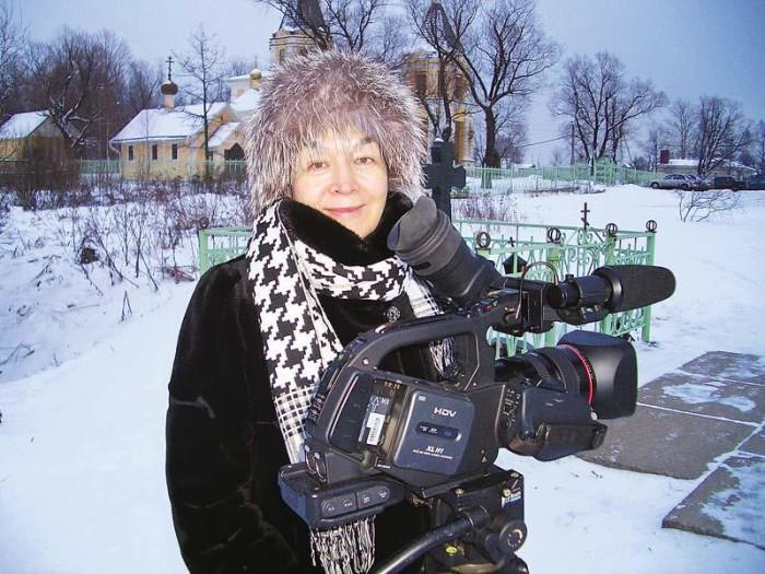 Поздравляем с юбилеем документалиста Нину Алексеевну Шумкову!