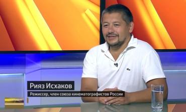 Интервью Рияза Исхакова, оператора, сценариста, продюсера и режиссера о судьбе башкирского кино