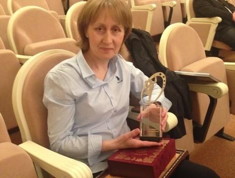 Фильм «Закон Бернулли» режиссера Галины Леонтьевой  получил «Серебряного Меркурия» на кинофестивале «Созвездие созидателей»