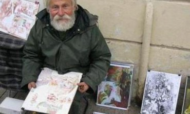 Фильм о бездомном художнике закроет сезон в Иркутском киноклубе