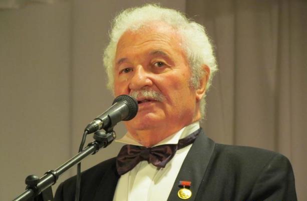 Ассоциация документального кино  поздравляет с 80-летним юбилеем Лаврентьева Клима Анатольевича