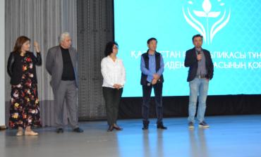 «Казахфильм» представил документальную картину о Жумате Шанине