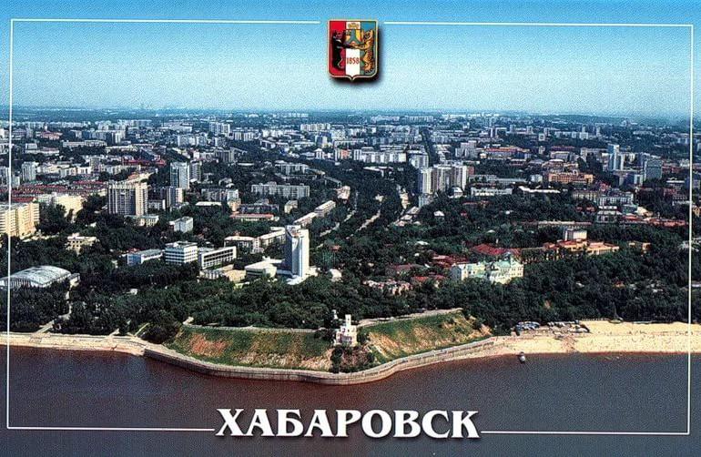 Хабаровск. Показ документального фильма «Тропой амурского тигра».