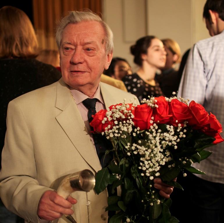 Ассоциация документального кино СК России провела юбилейный вечер кинорежиссера Виктора Лисаковича