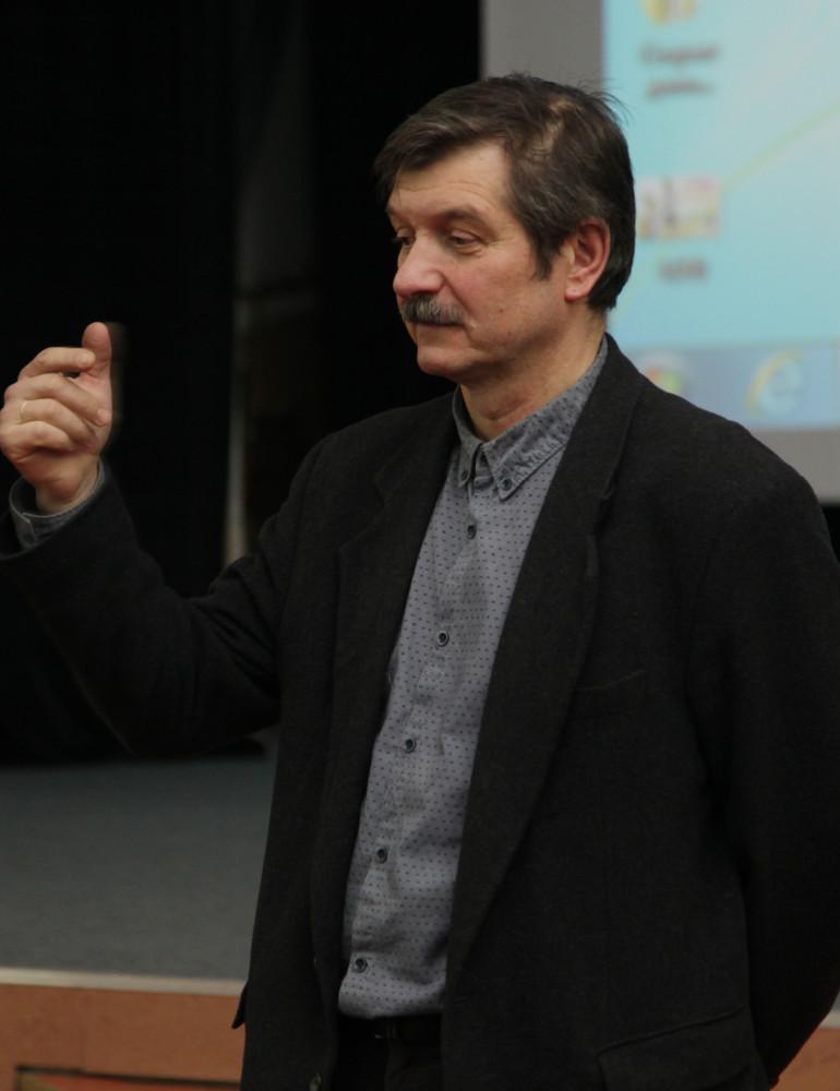 Ассоциация документального кино СК РФ представила фильм  «Забайкальская Одиссея» в Вятском университете