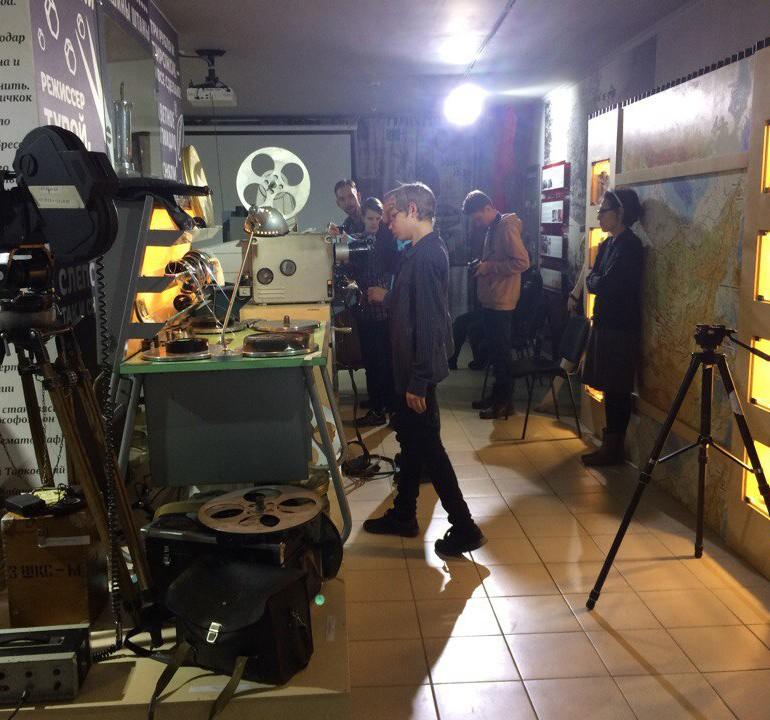 В музее дома документального кино 28 декабря состоится просмотр документальных фильмов.