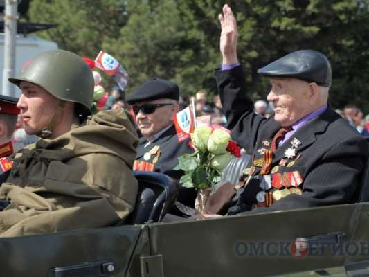 В Омске снимут документальный фильм о Дне Победы 2018 года