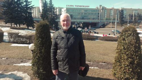 ФОТО 1 Кинорежиссёр В.Кузнецов на съёмках