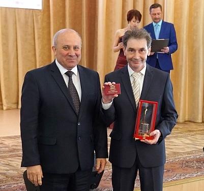 Поздравляем Альберта Самойлова!