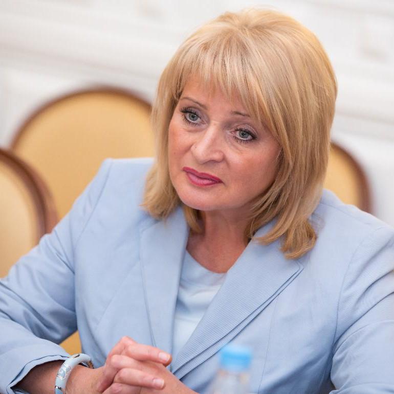 Алла Манилова назначена статс-секретарем – заместителем министра культуры