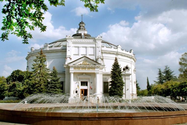 Государственном музее героической обороны и освобождения Севастополя