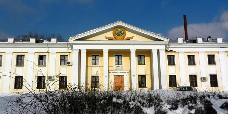 Красногорский кино архив (РГАКФД) поздравляет с Новым годом!