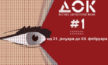 С 31 января по 3 февраля в Сербии в «Комбанк дворане» пройдет новый Фестиваль документального кино «ДОК #1»