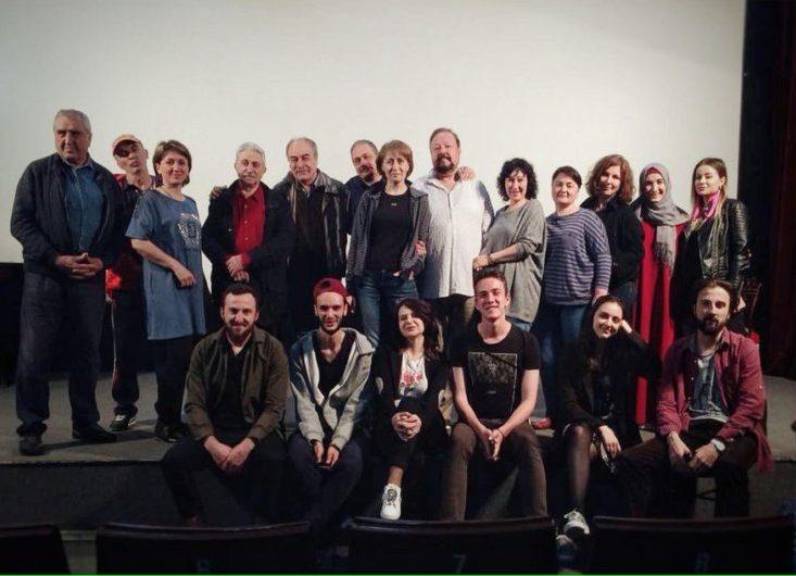 5 апреля в 19.00 в Белом зале Дома кино Ассоциация документального кино проводит показ работ молодых кинематографистов Северного Кавказа «Первые шаги»