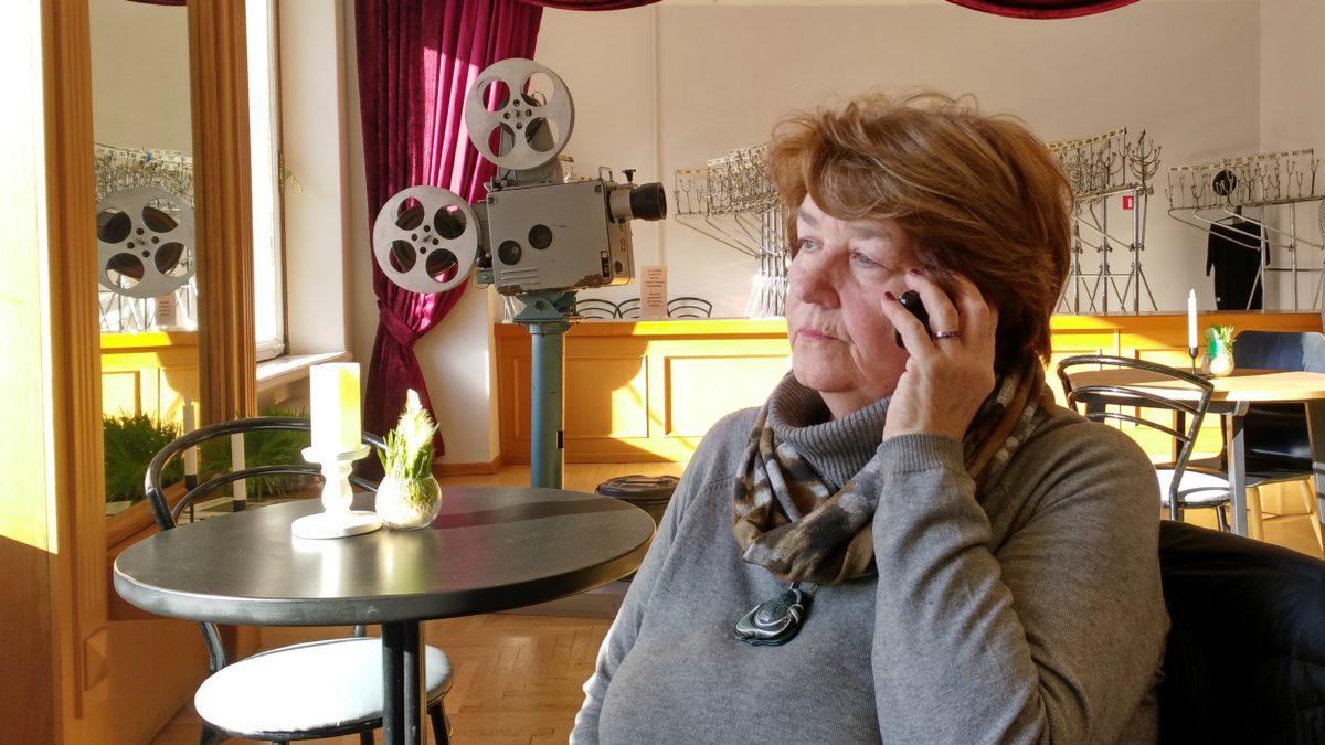 Ассоциация документального кино Союза кинематографистов России поздравляет режиссера Наталью Уложенко с юбилеем!