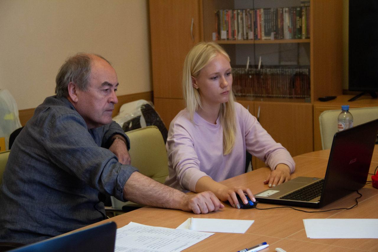 Ассоциация документального кино СК РФ в газете «СК-НОВОСТИ» № 7-8 (381-382) 22 июля 2019
