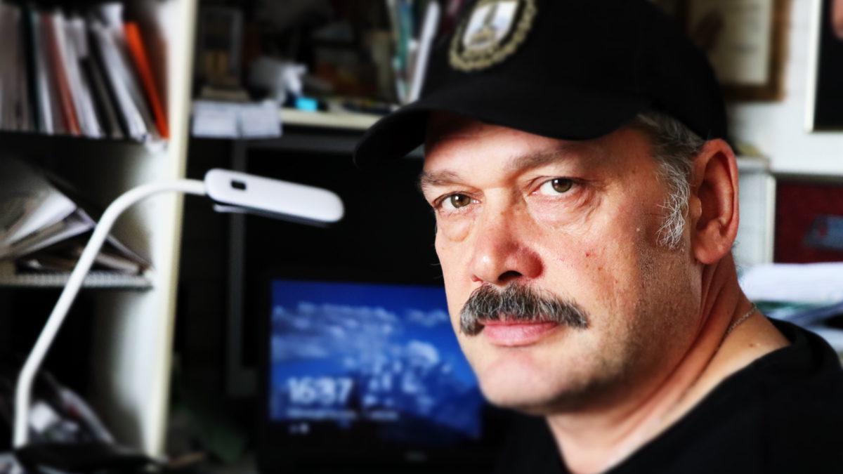 Ассоциация документального кино поздравляет Вадима Цаликова с Днём рождения!
