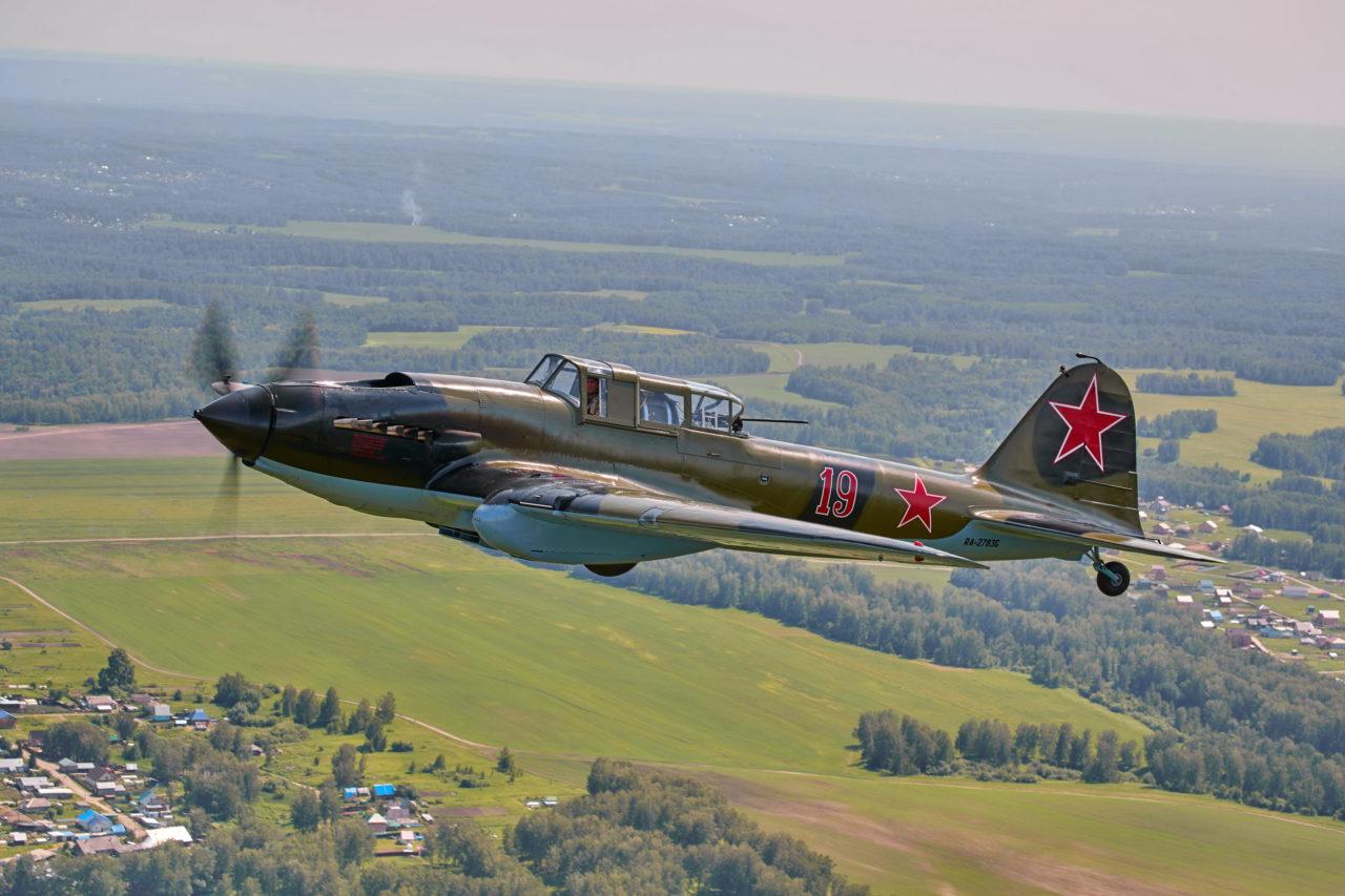 Новосибирск. Завершились съемки документального фильма «Крылатая память Победы»