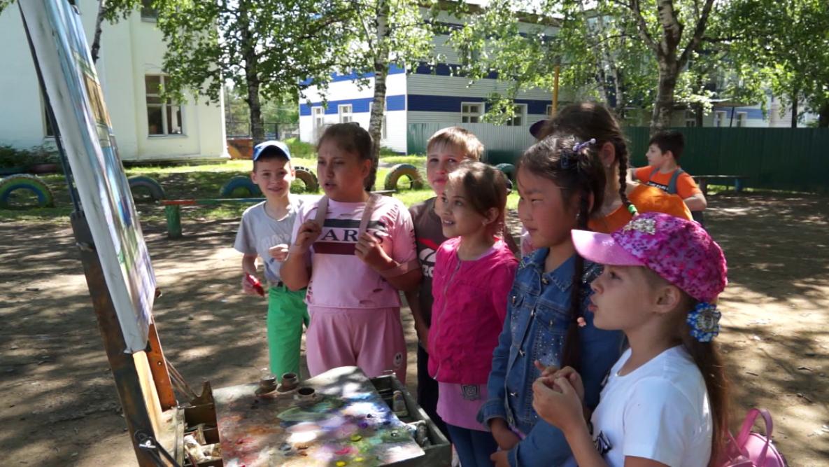 Фильм о хабаровском художнике покорил Москву