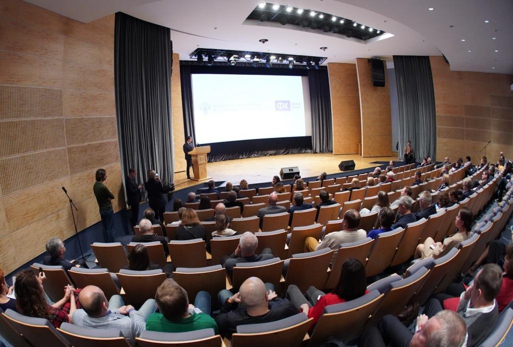 В Минкульте прошла презентация открытой базы данных о господдержке