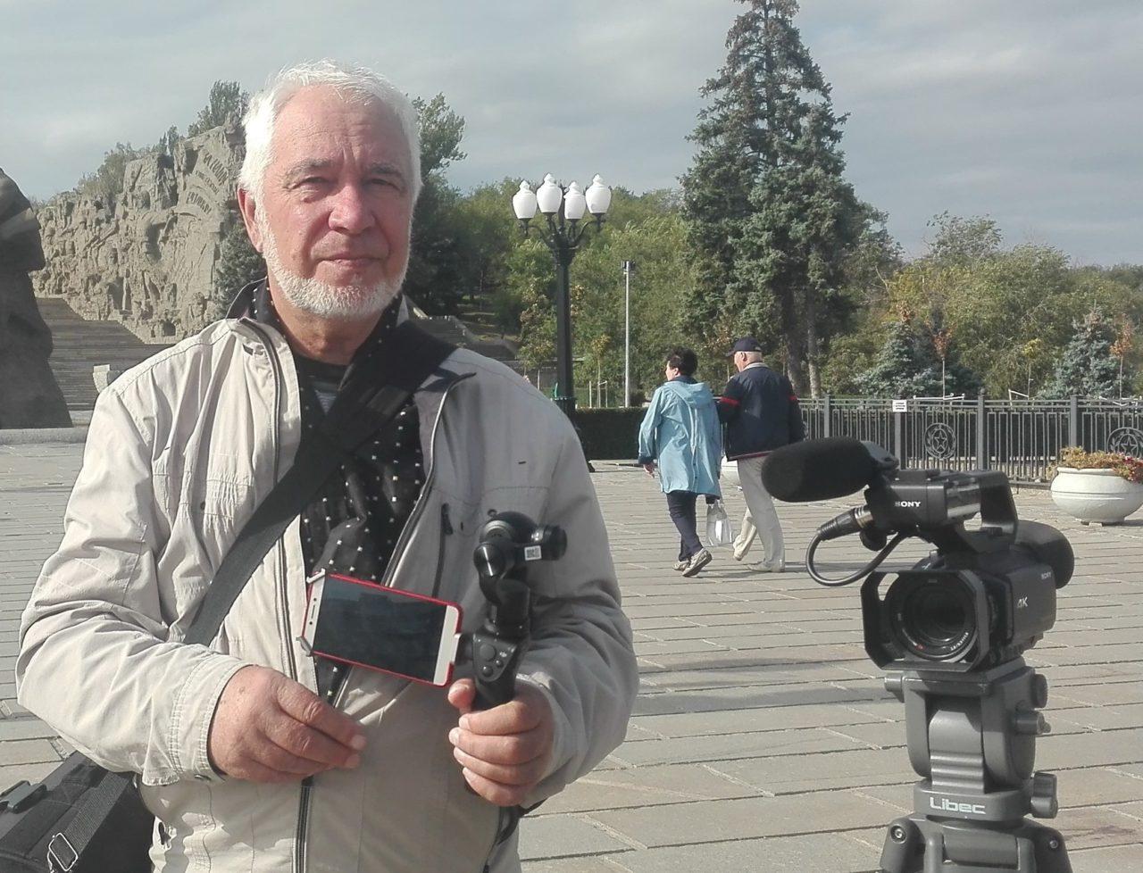 Ассоциация документального кино СК РФ в газете «СК-НОВОСТИ» №12 (386) 16 декабря 2019