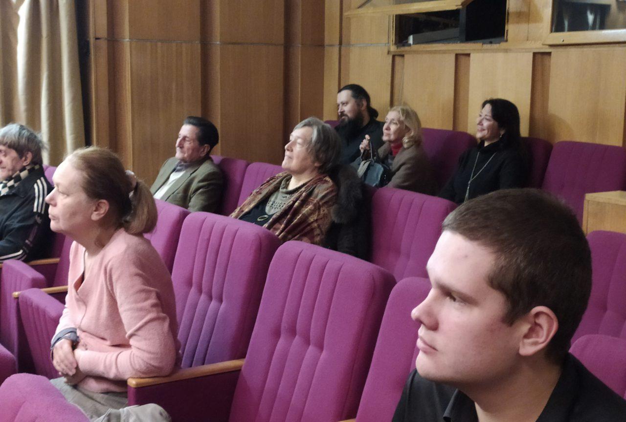 Ассоциация документального кино провела показ  фильма режиссера Алексея Бурыкина«Противно должности своей и присяге не поступать»