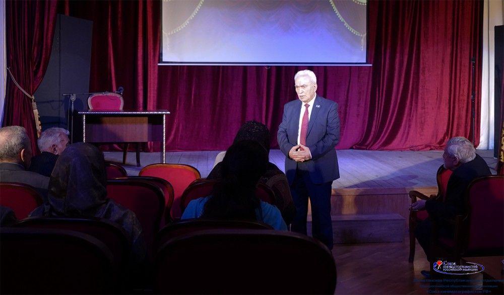 В Махачкале состоялась премьера документального фильма «Земля — моя кормилица»