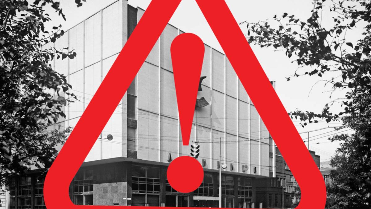 Уважаемые коллеги и гости Центрального дома кинематографистов! С 17 марта по 10 апреля 2020 года все мероприятия в ЦДК отменяются.