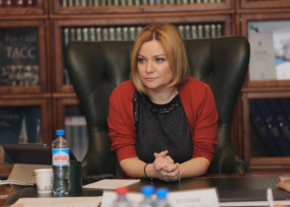 Ольга Любимова поручила в течение 10 дней разработать электронный стандарт подачи заявок на получение господдержки
