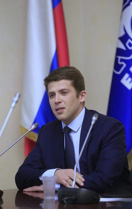Денис Агаронов назначен врио директора Департамента кинематографии Минкультуры России