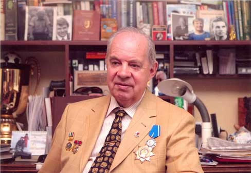Ушел из жизни режиссёр документальных фильмов, Заслуженный деятель искусств РСФСР Владимир Коновалов
