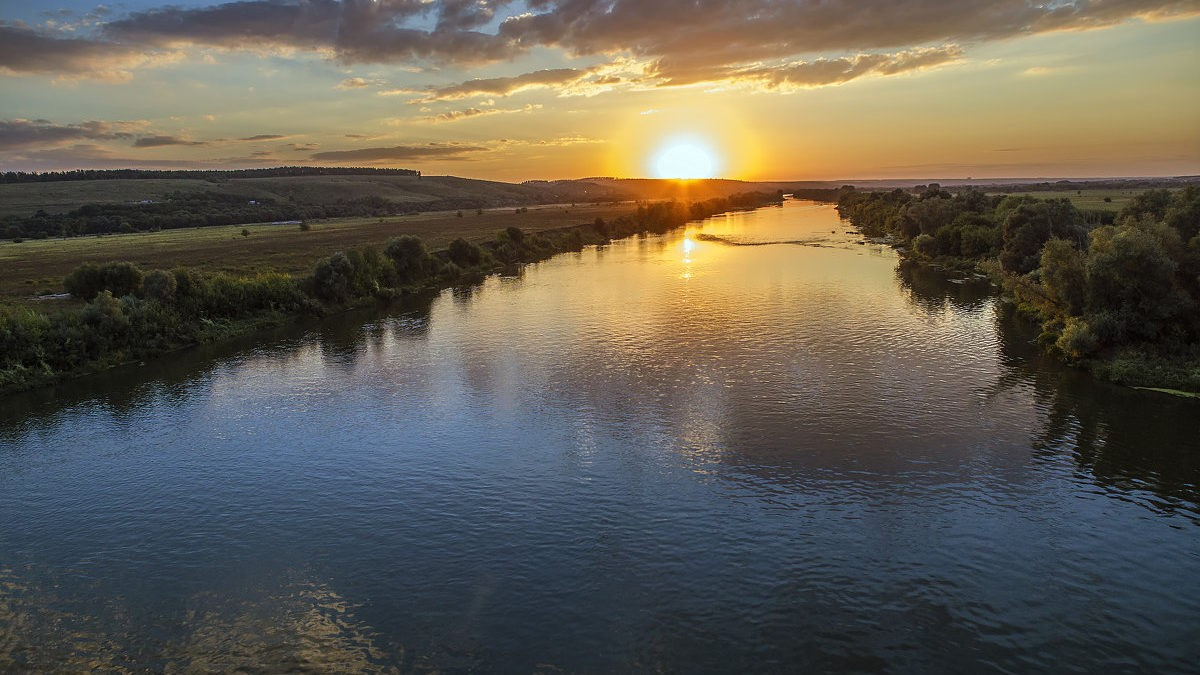 В Воронежской области снимут документальный фильм о реке Дон