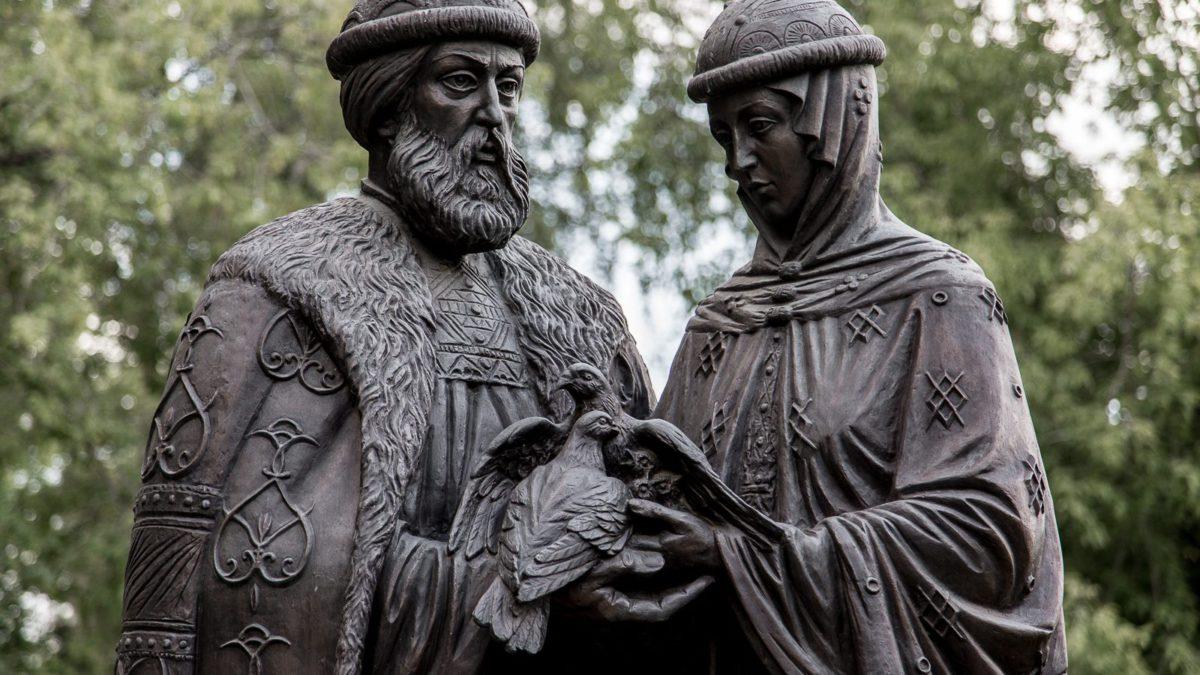Новый фильм про святых Петра и Февронию снимают в Муроме