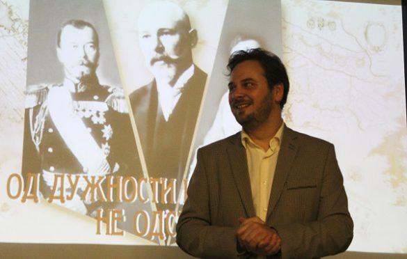 Фильм о Николае Краснове покажут на сербском телевидении