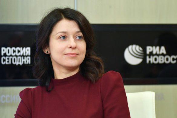 Светлана Максимченко возглавила Департамент кинематографии Минкультуры