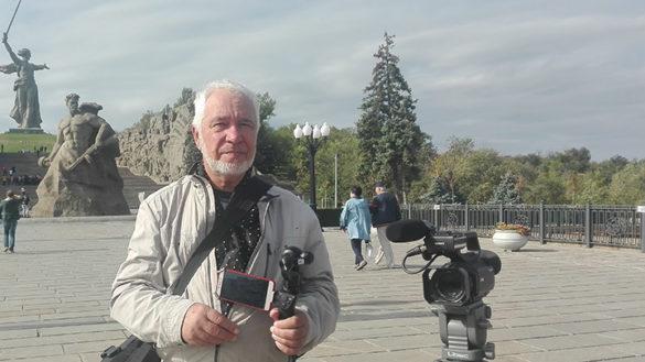 Режиссер-документалист Владимир Кузнецов рассказал о знаковых событиях алтайской кинематографии