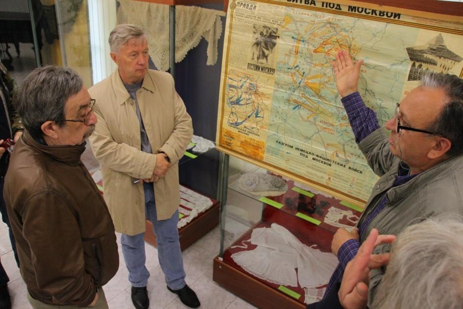 В Калужской области снимут документальный фильм про защитников можайской линии обороны