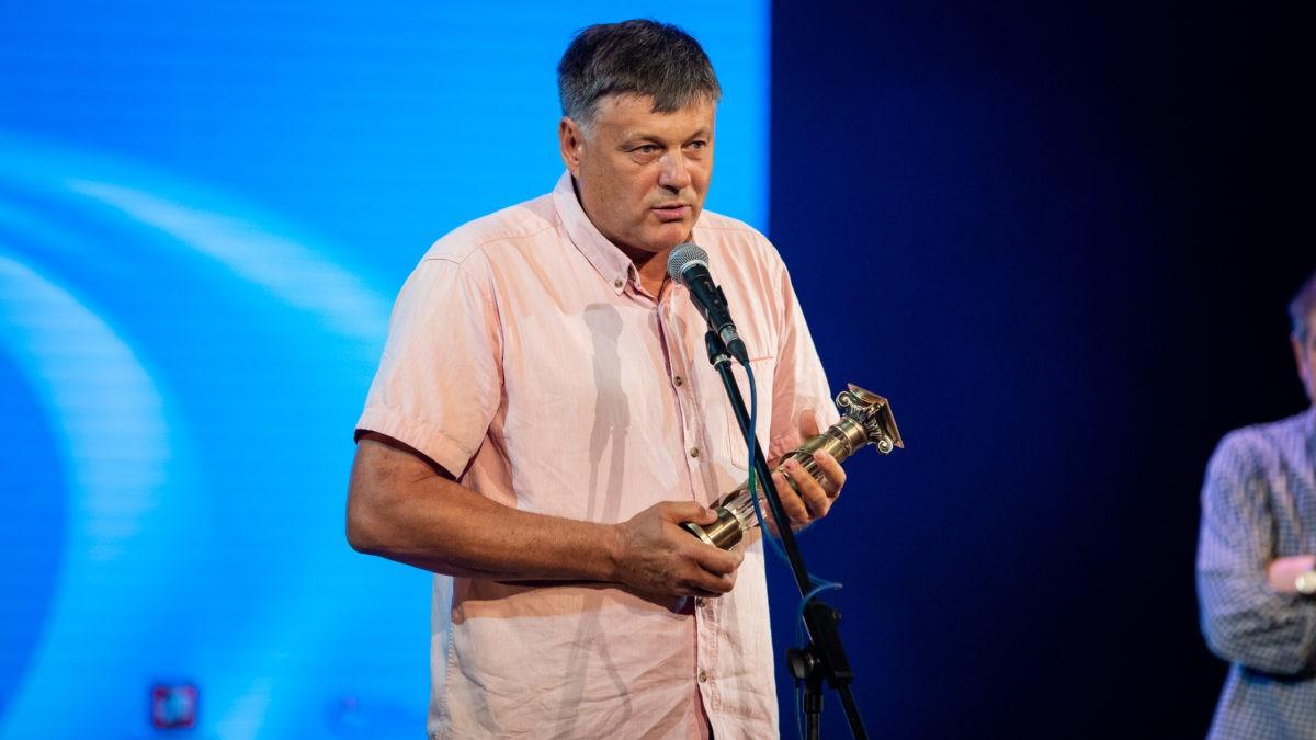Герой фильма о спорте получил приз на кинофестивале «Победили вместе»