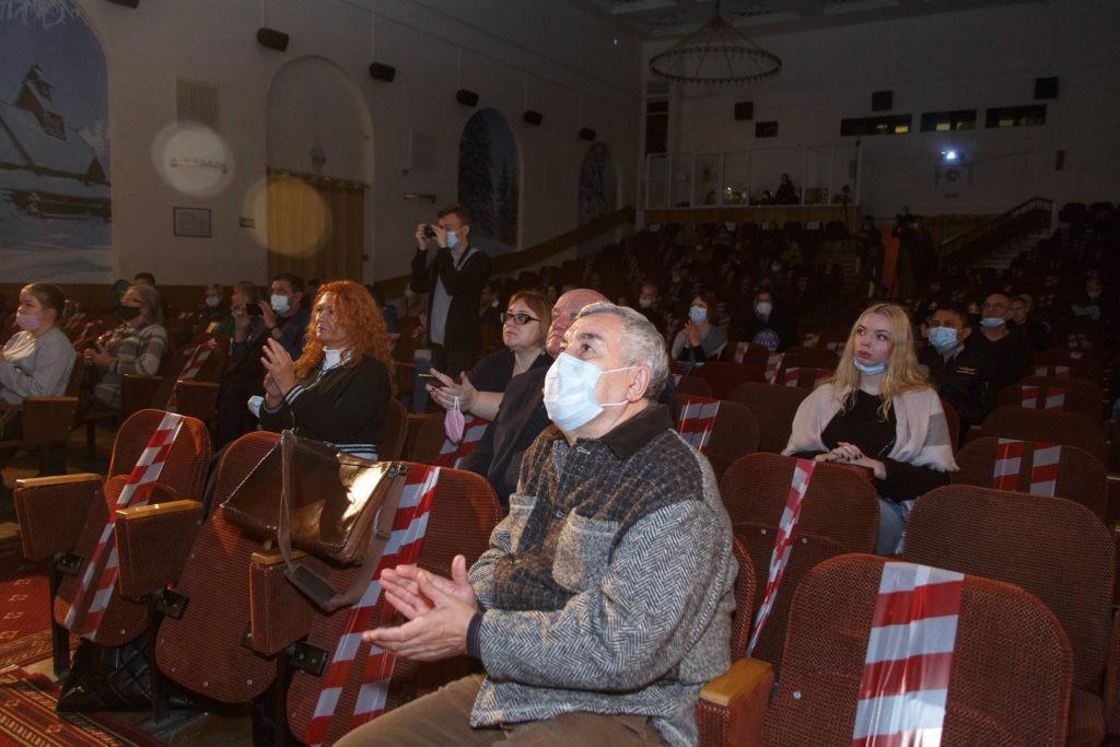 19 октября открылся V Московский медиафестиваль патриотической тематики «Родина в  сердце»