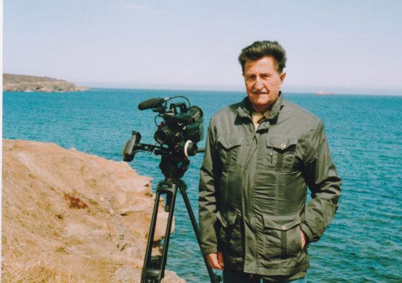 Ассоциация документального кино поздравляет С юбилеем сценариста, режиссера Александра Федоровича Косенкова