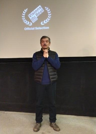 Ассоциация документального кино провела показ фильмов режиссера Михаила Горобчука «Катя и Стефания. Поротрет в интерьере» и «Тени твоего детства»