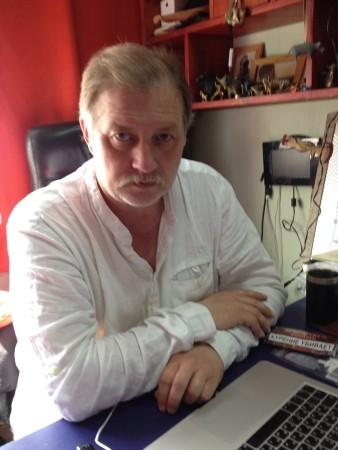 Ассоциация документального кино поздравляет с 60-летним юбилеем кинорежиссера Твердовского Ивана Сергеевича!