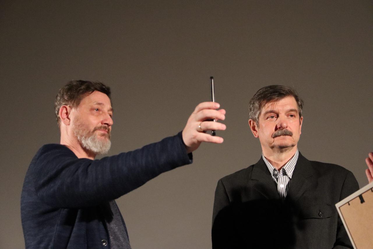 Ассоциация документального кино провела творческий вечер кинорежиссера Александра Куприна