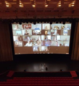 В Москве прошел Пленум Правления Союза кинематографистов России
